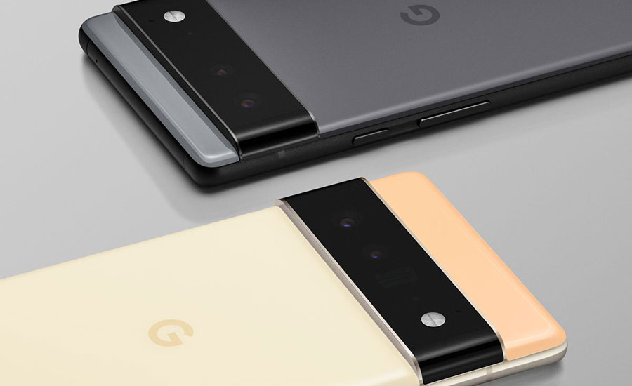 مشخصات Pixel 6 و Pixel 6 Pro پیش از عرضه رسمی لو رفت