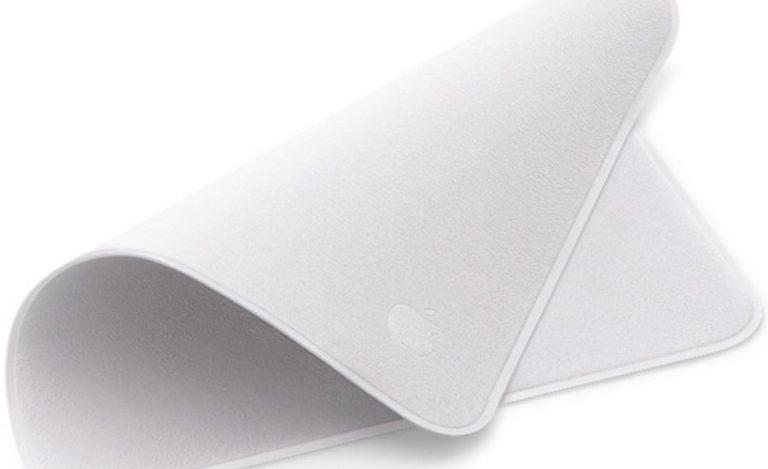 اپل پارچه میکروفایبر تمیز کننده 25 دلاری را معرفی کرد