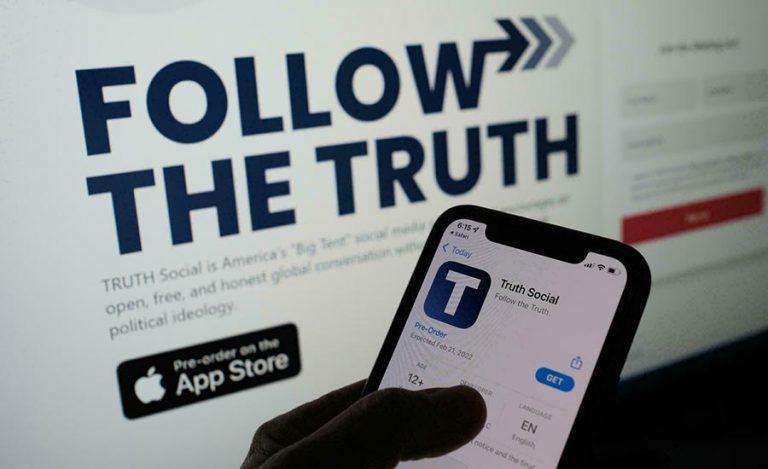 دونالد ترامپ شبکه اجتماعی TRUTH را برای رقیب توییتر و فیس بوک راه اندازی کرد