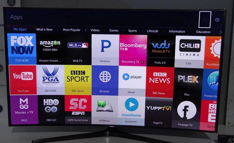 سامسونگ سیستم عامل تایزن را برای تلویزیون های هوشمند باز کرد